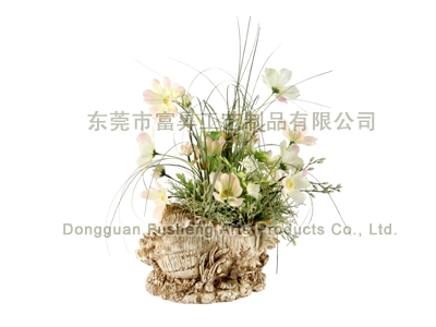 【FPR2721YI】Cosmos ArrangemeArtificial Flowers
