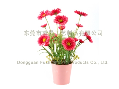 【FP5692/4】Mini Gerbera DaisArtificial Flowers