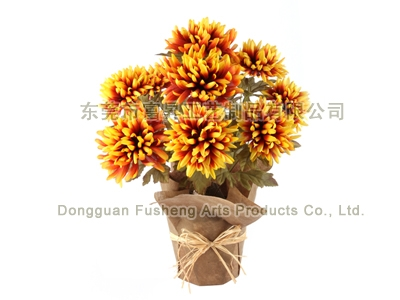 【FP4780】Claw ChrysanthemumArtificial Flowers
